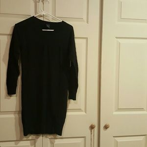 NWOT Gap Navy V Neck Sweater Dress